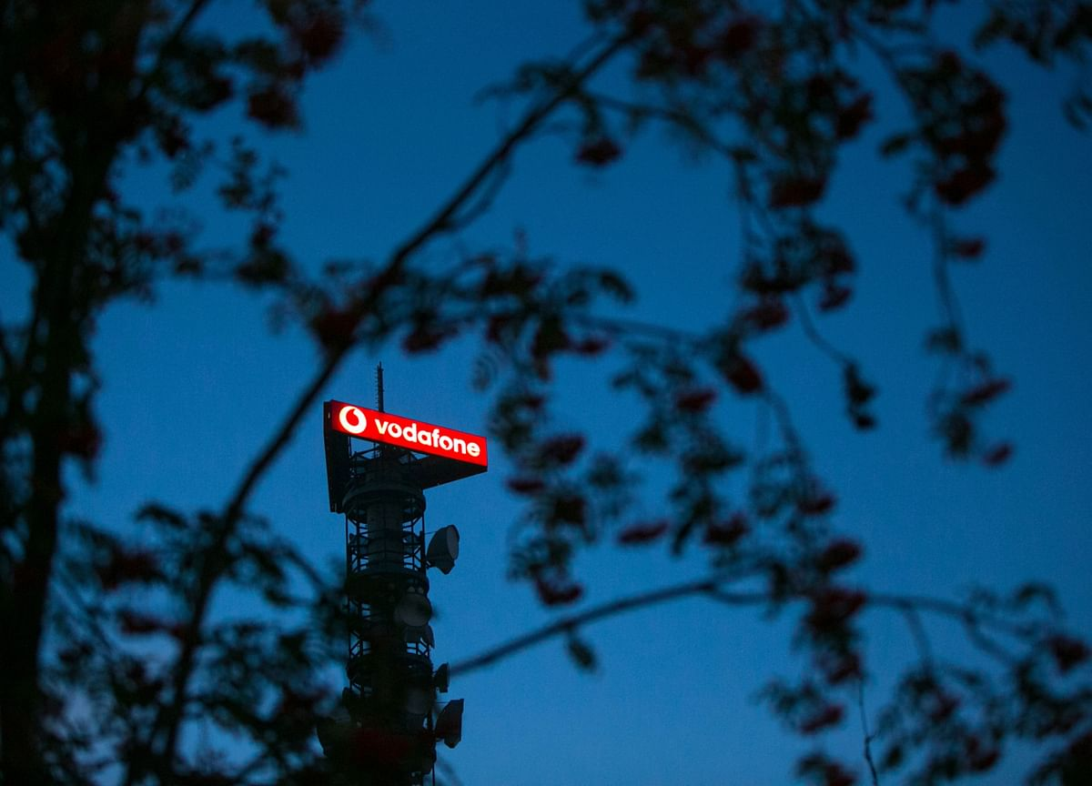 Vodafone Surges on Possible IPO, Stake Sale of Towers Unit