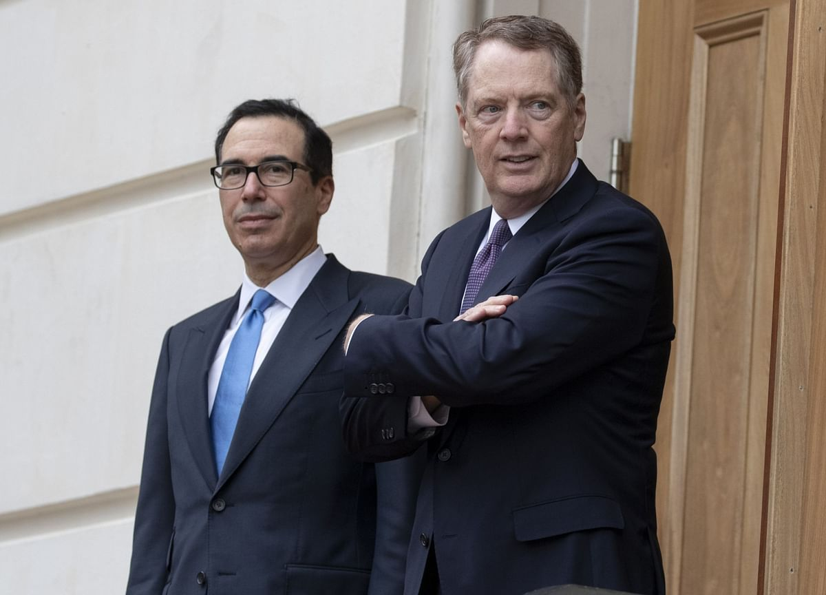 China, U.S. Plan Next Round of Trade Talks for September