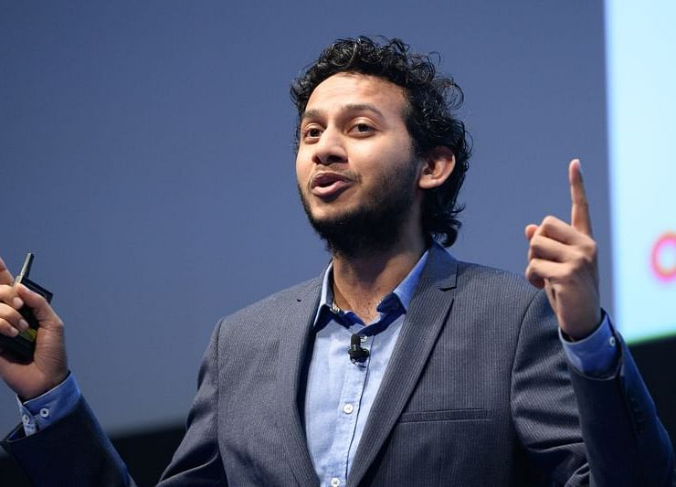 25-Year-Old Founder Spends $2 Billion to Triple Stake in Oyo