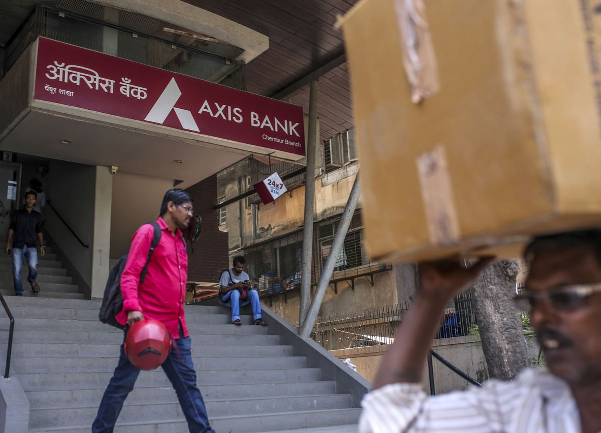 Q1 Results: Axis Bank's Profit Rises 95% But Still Misses Estimates