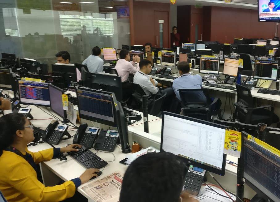 Sensex, Nifty Highest Weekly Gain Since April; SBI's Best Week In 30 Years