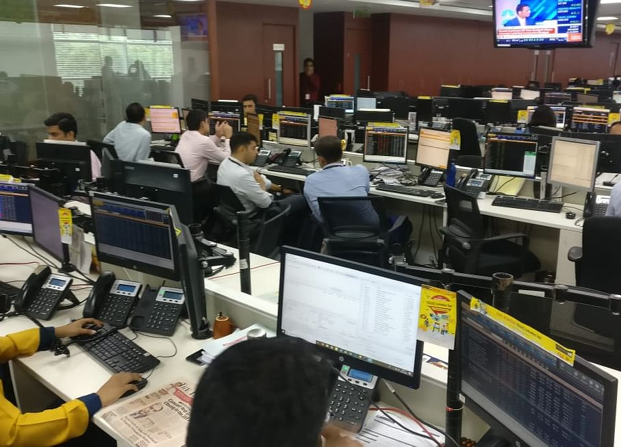 Sensex, Nifty Fall For Second Day Ahead Of U.S. Consumer Price Data