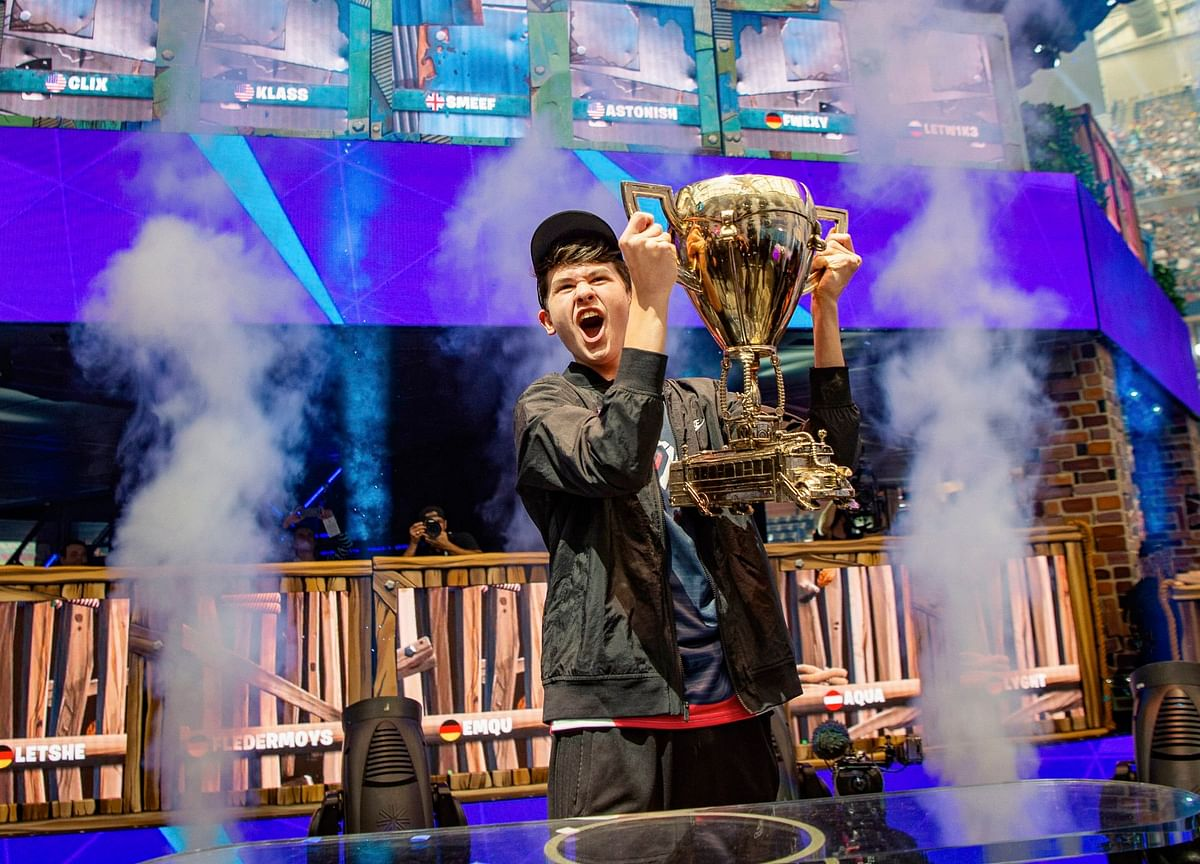 Teen Wins $3 Million Prize in First Fortnite World Cup Tournament