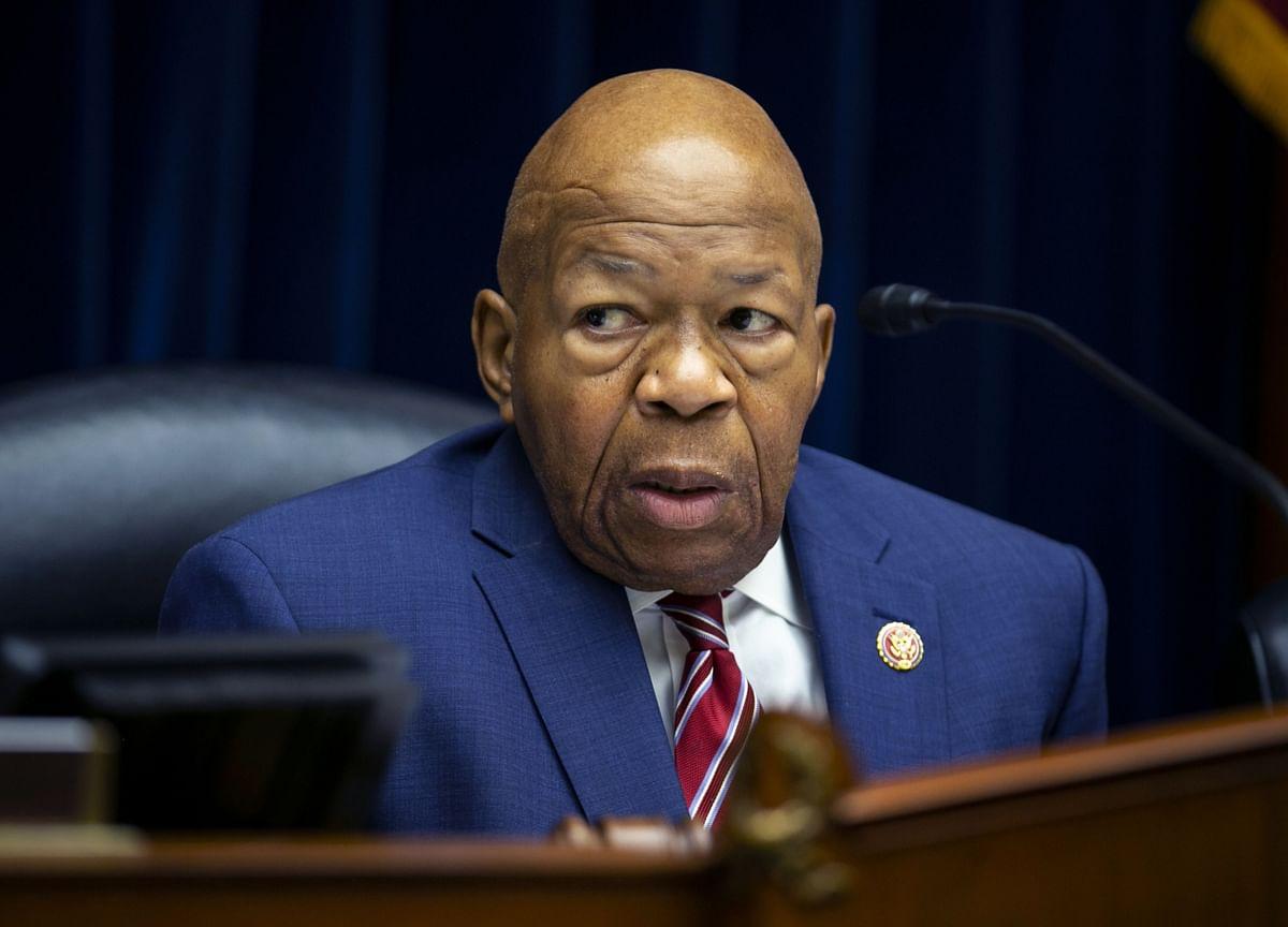 Cummings Slams Trump's Baltimore Attacks, 'Racist Language'