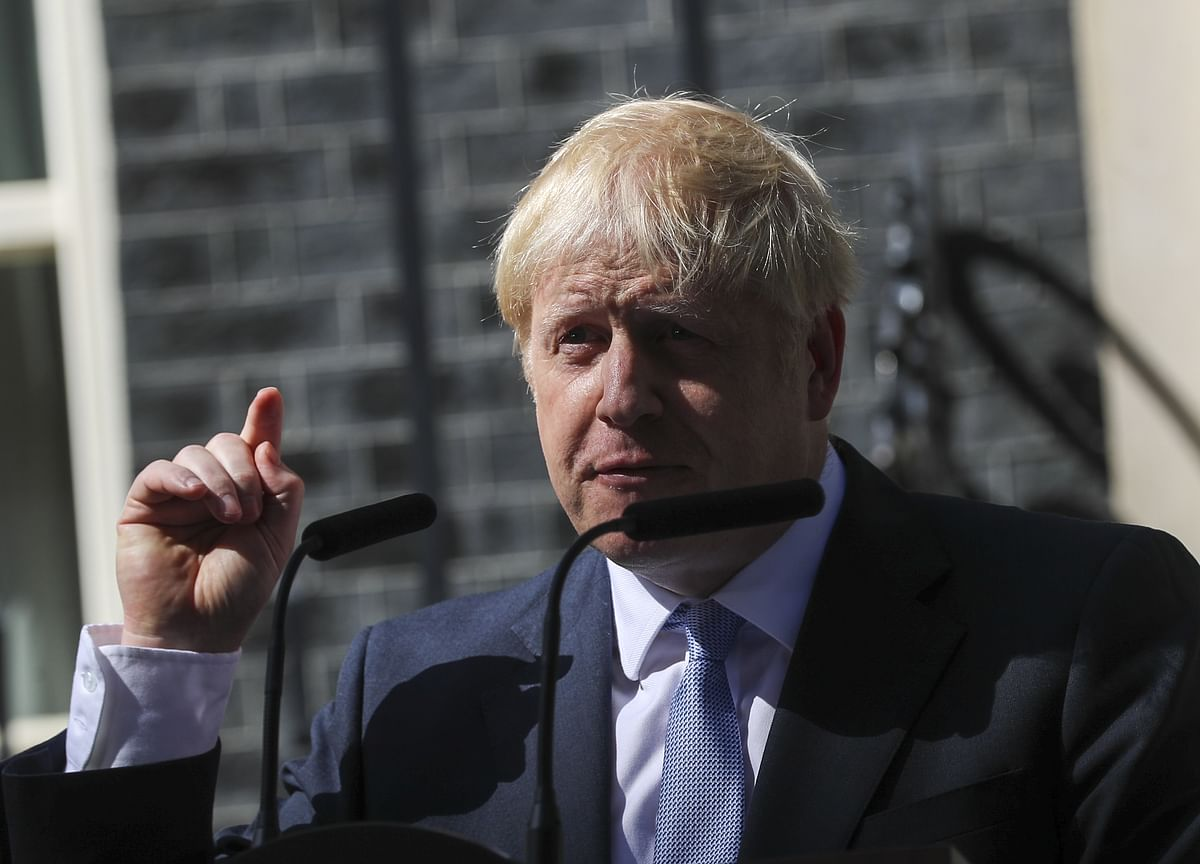 There May Be a Limit to How Long Johnson Can Dismiss Pound Slide