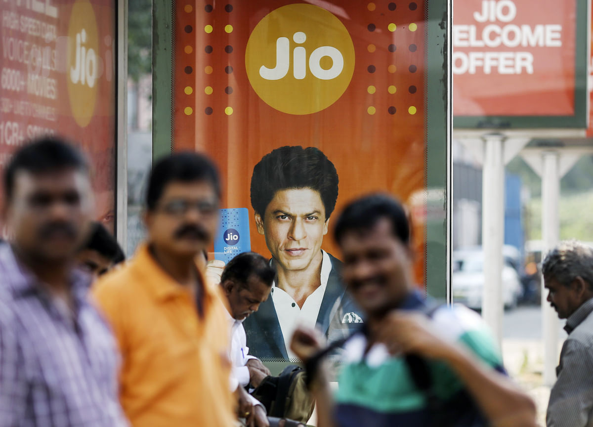 Reliance Jio's Profit May Fall First Time In Seven Quarters