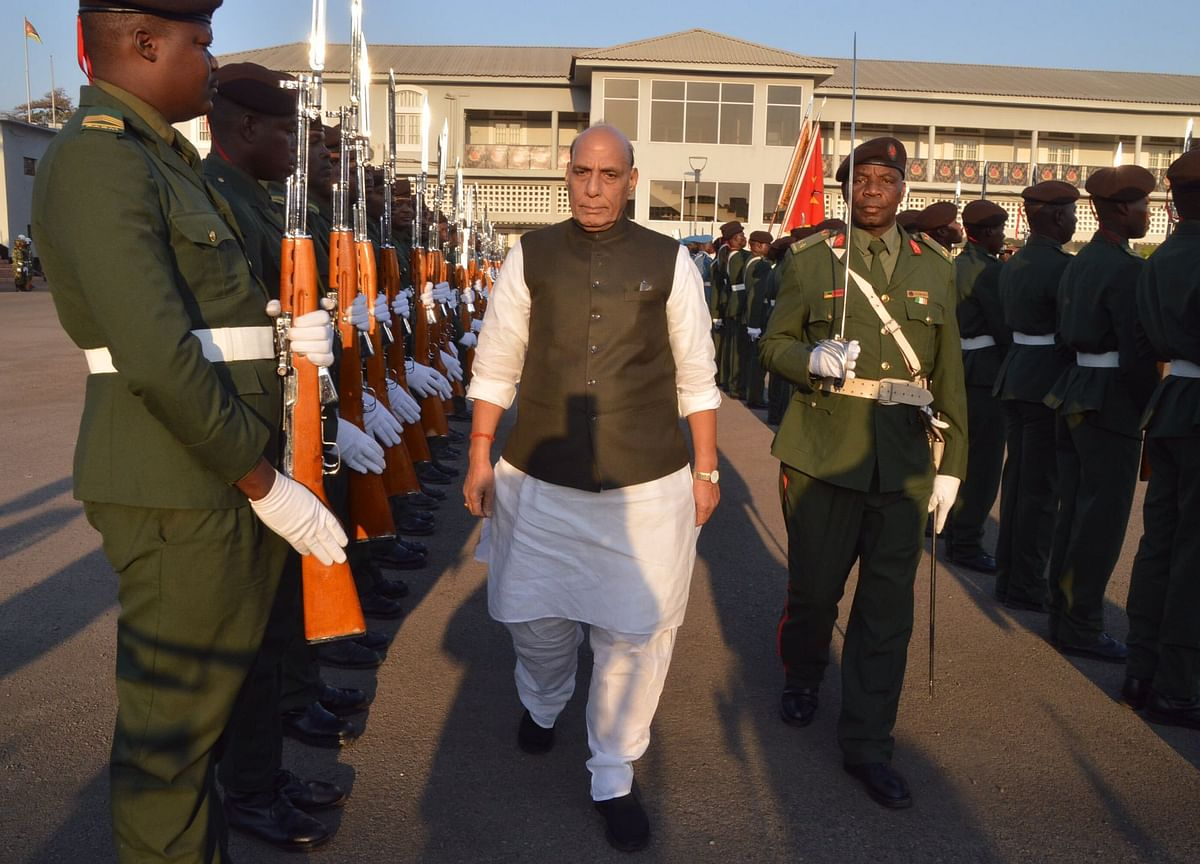 India Offers to Help Mozambique Fight Growing Terrorism Threat