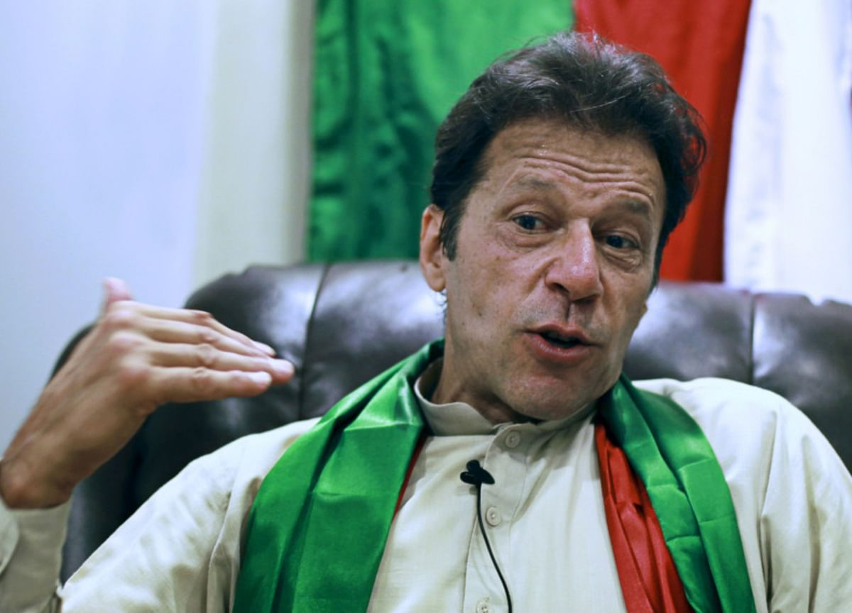 Pakistan's LeaderImran Khan Has $684,000 in Assets.And Four Goats