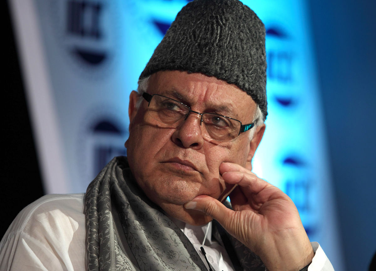 "Detained At Home; ""Dictatorial"" Authority Invoked In J&K: Farooq Abdullah"