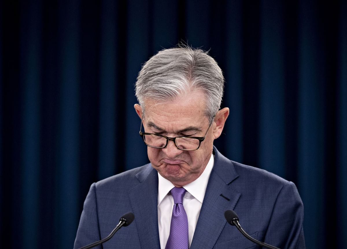 Powell Finds a Way to Disappoint Markets.Again.
