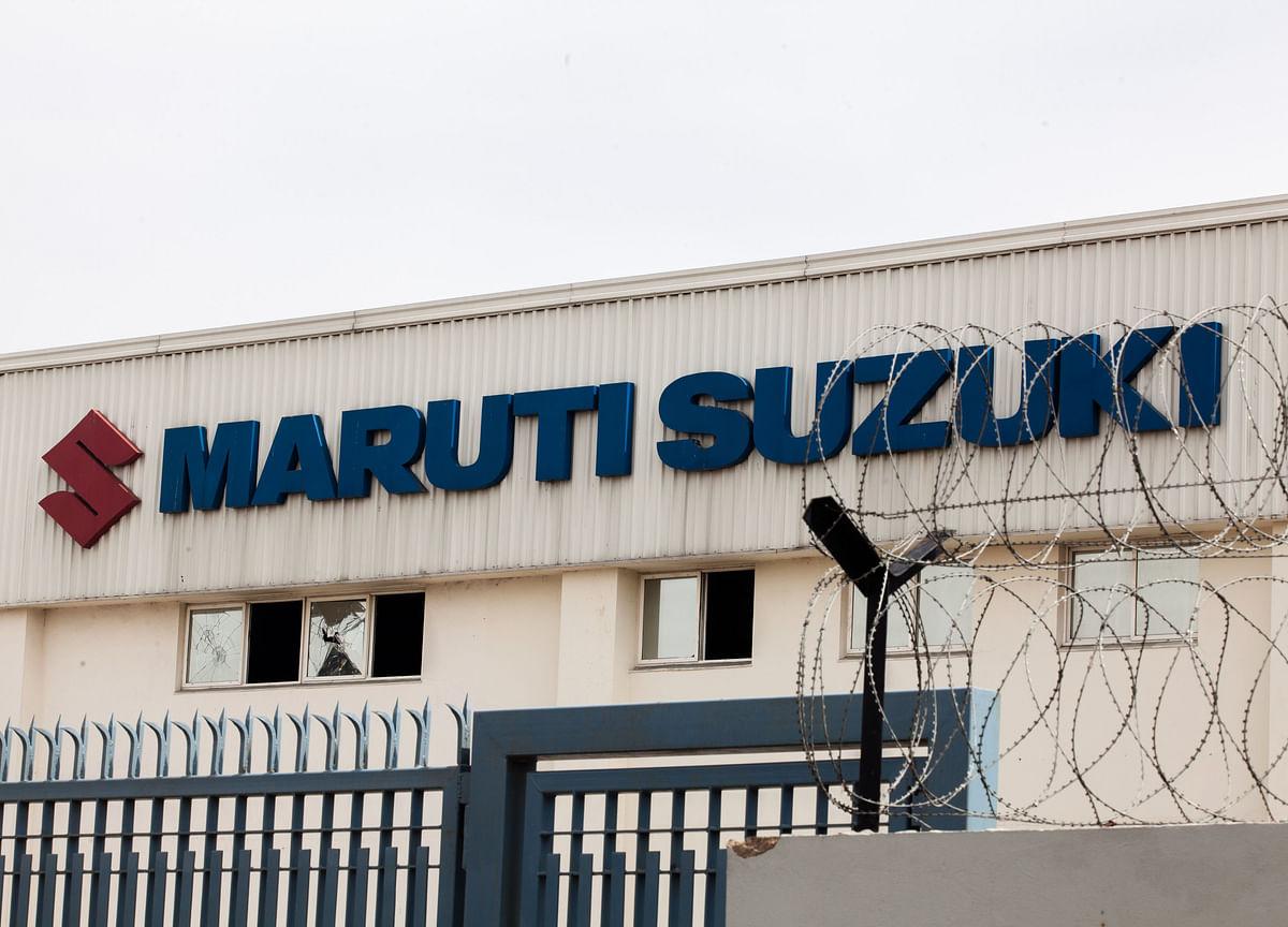 Maruti To Halt Production At Manesar, Gurugram Plants For Two Days