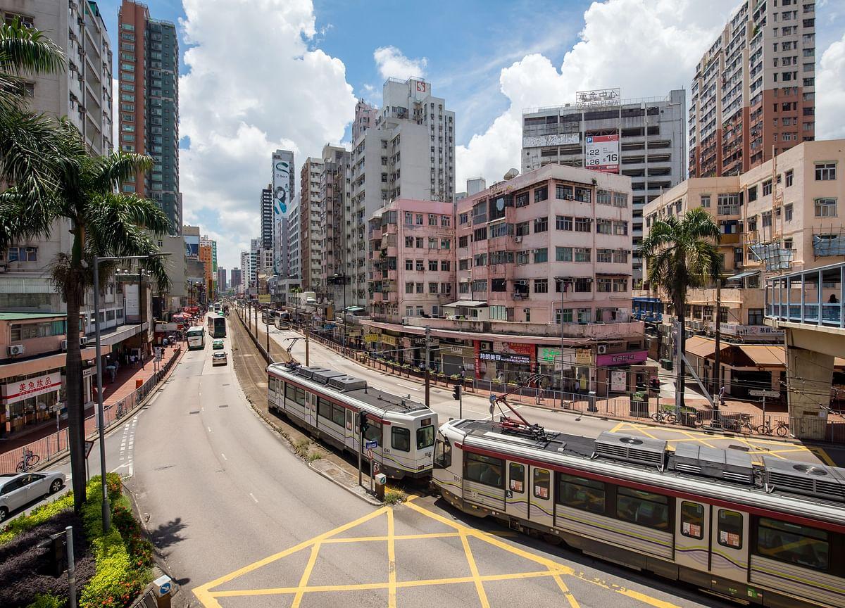 Hong Kong Rents Set to Fall as Protests Curb Housing Demand
