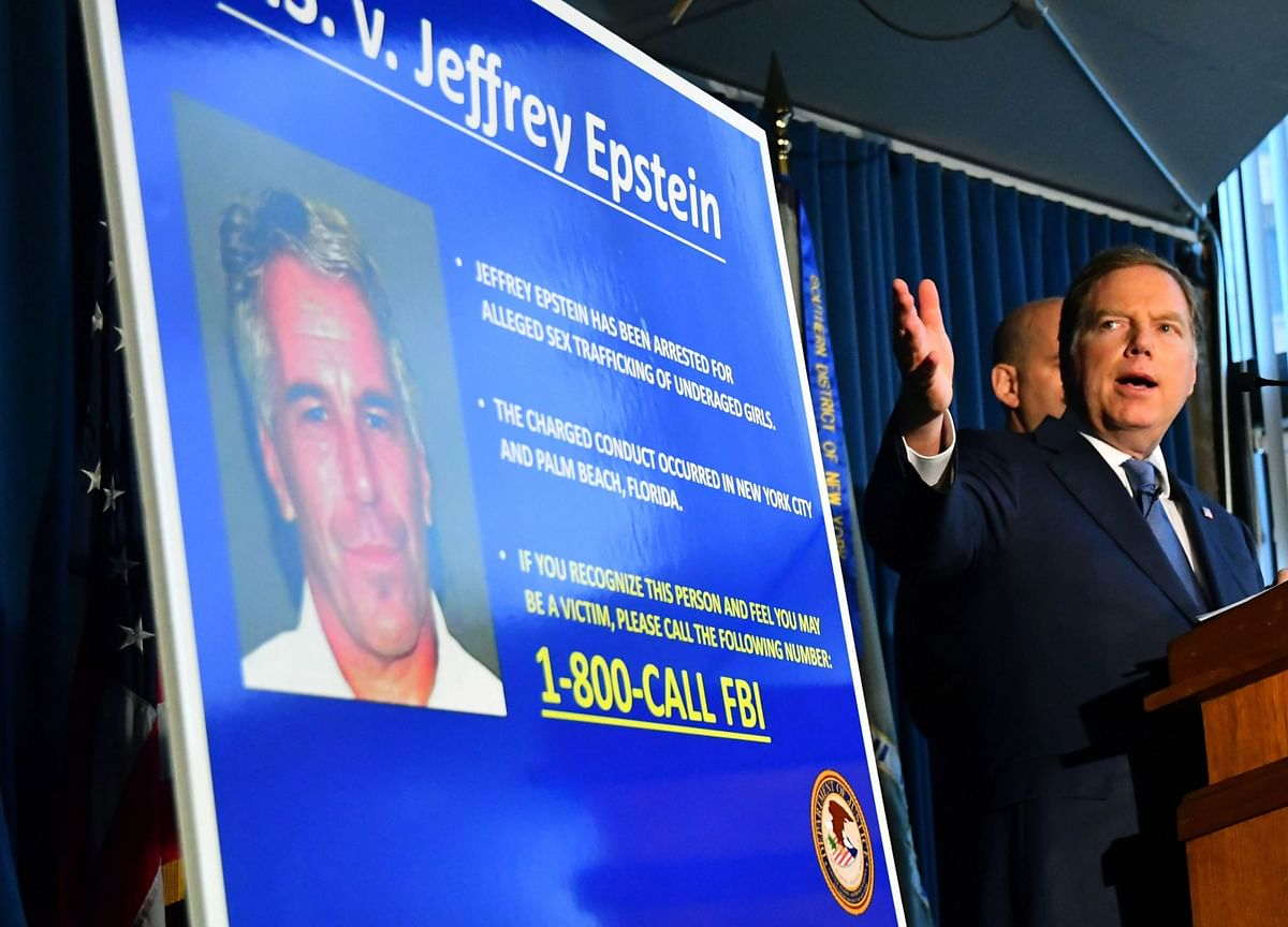 Jeffrey Epstein Found Dead in Jail Awaiting Sex-Crimes Trial
