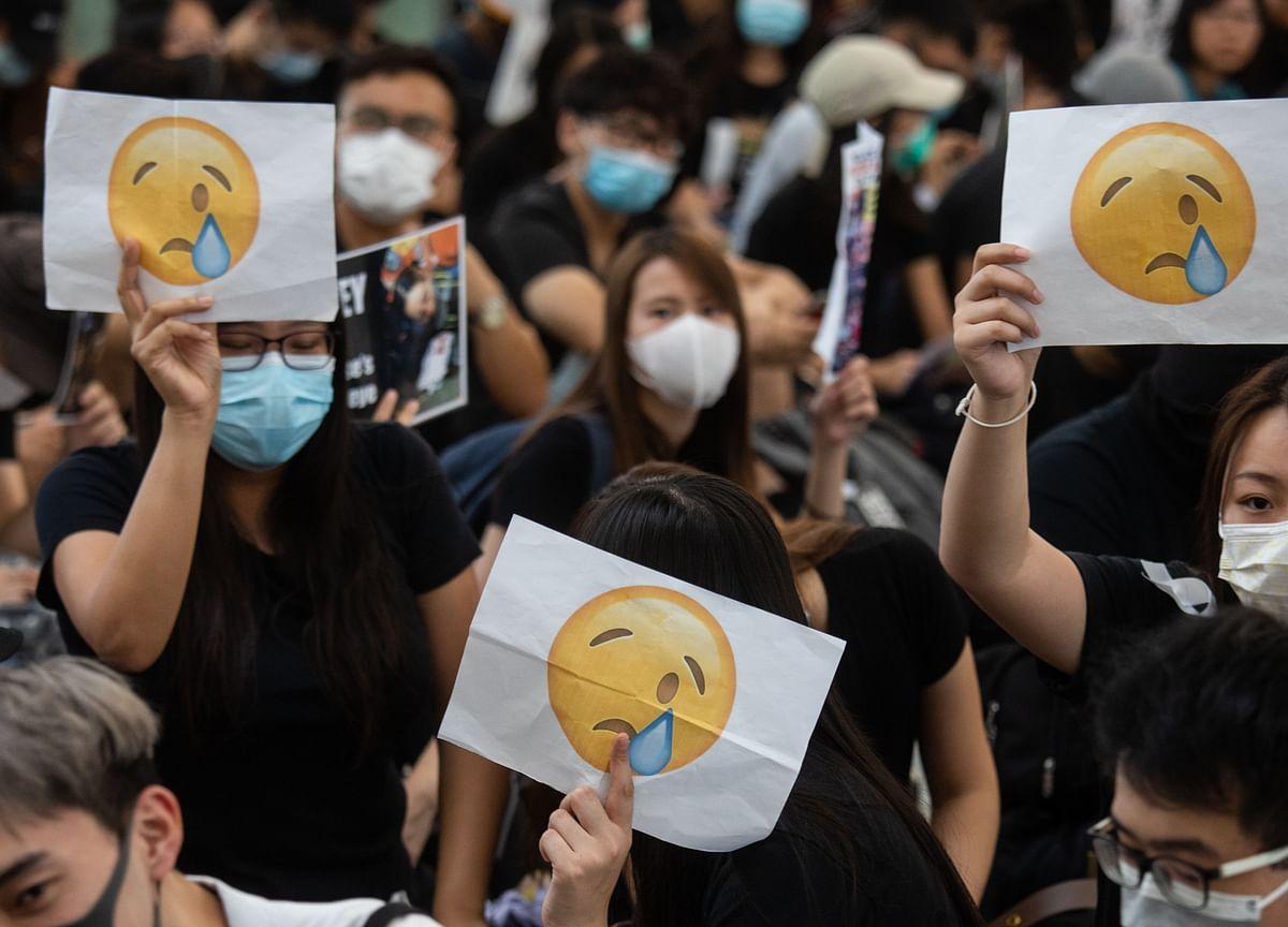 Hong Kong Risks an Economic Fate Worse Than Recession