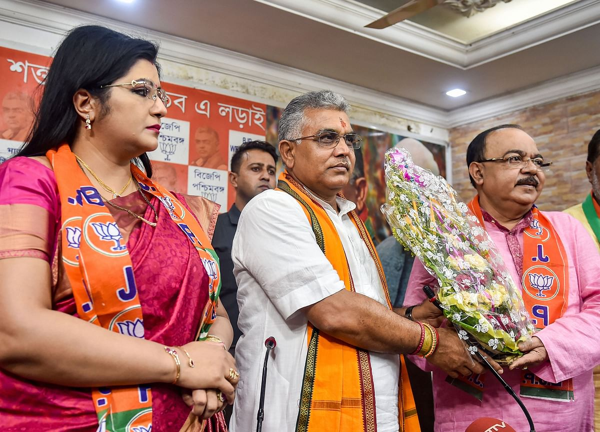 77 Lakh People Join BJP In Bengal
