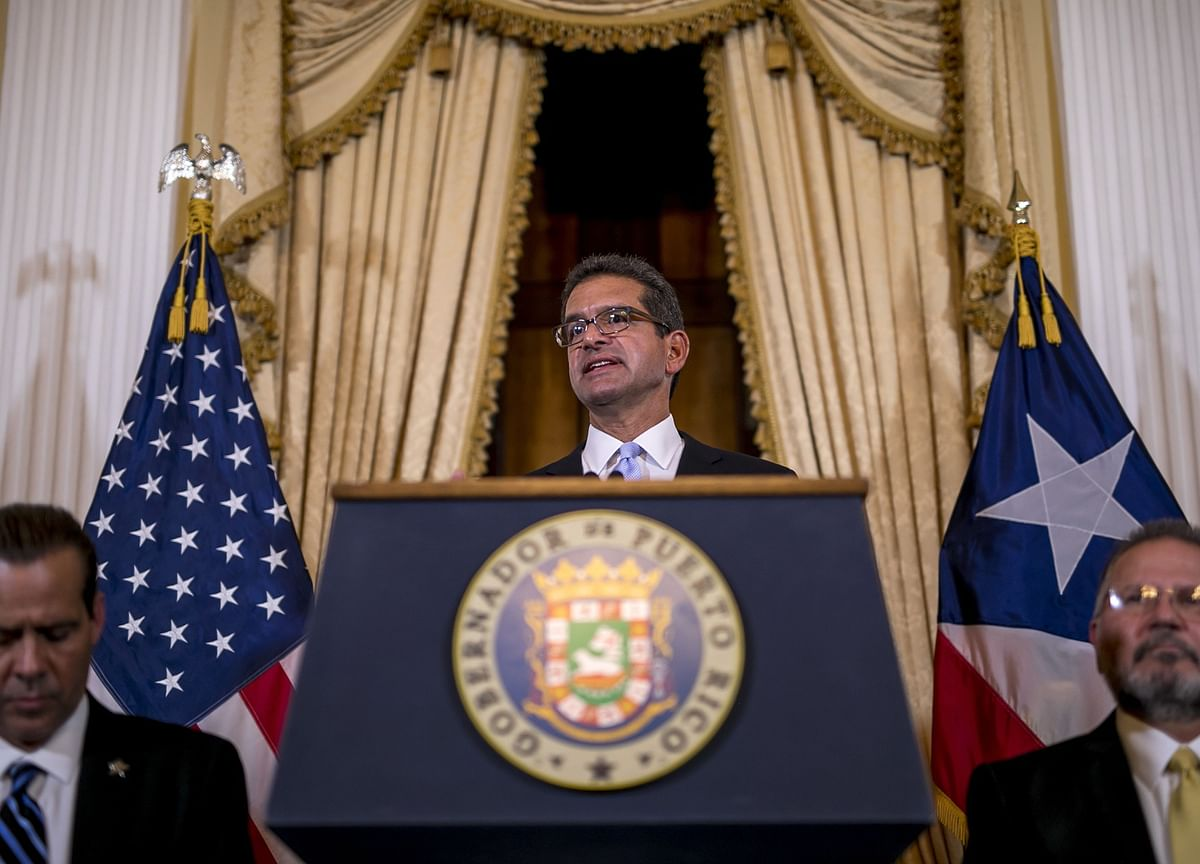 Puerto Rico House Approves Pierluisi Nomination
