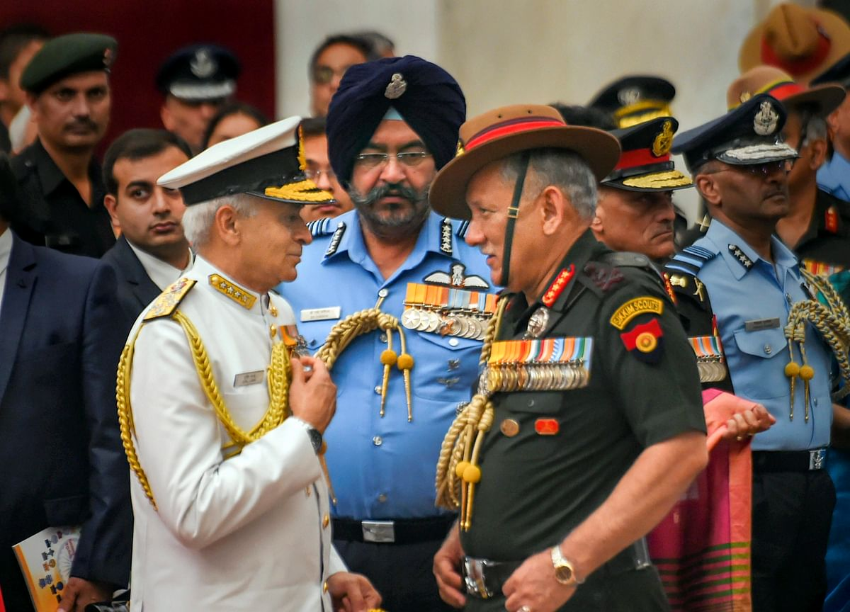 Prime Minister Modi Announces Creation Of Chief Of Defence Staff