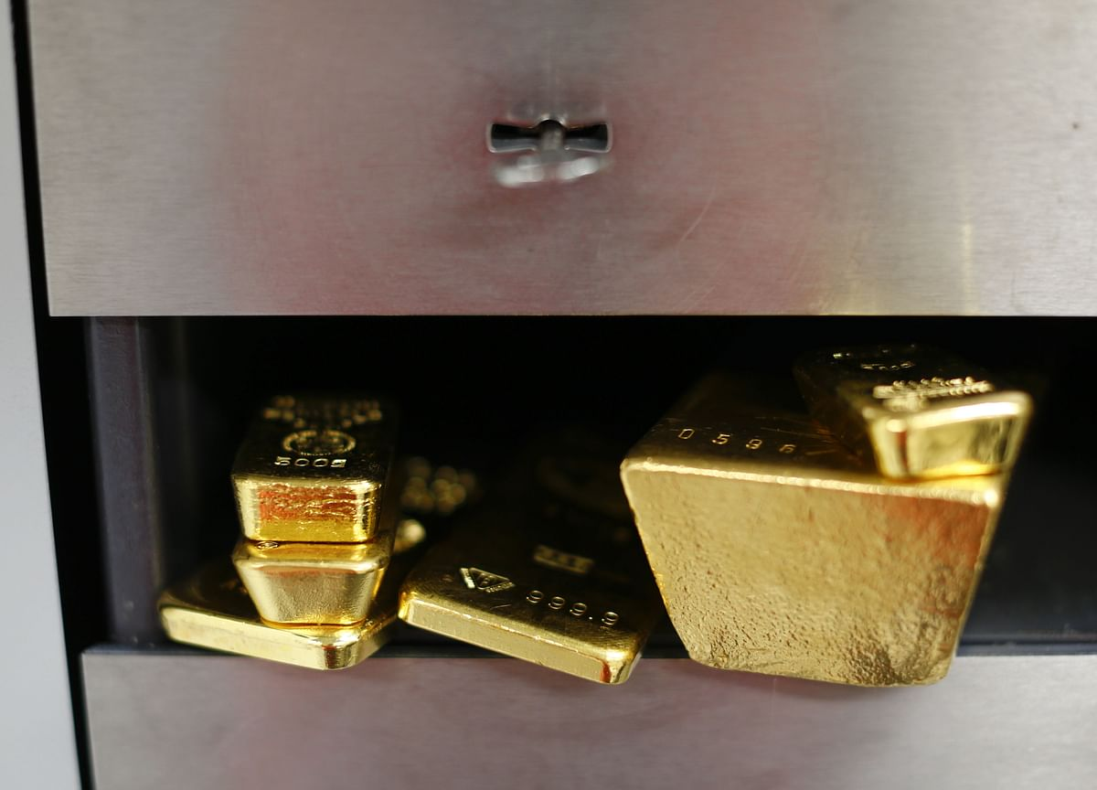 Gold Rises For Fourth Consecutive Day, Touches Fresh High Of Rs 38,995