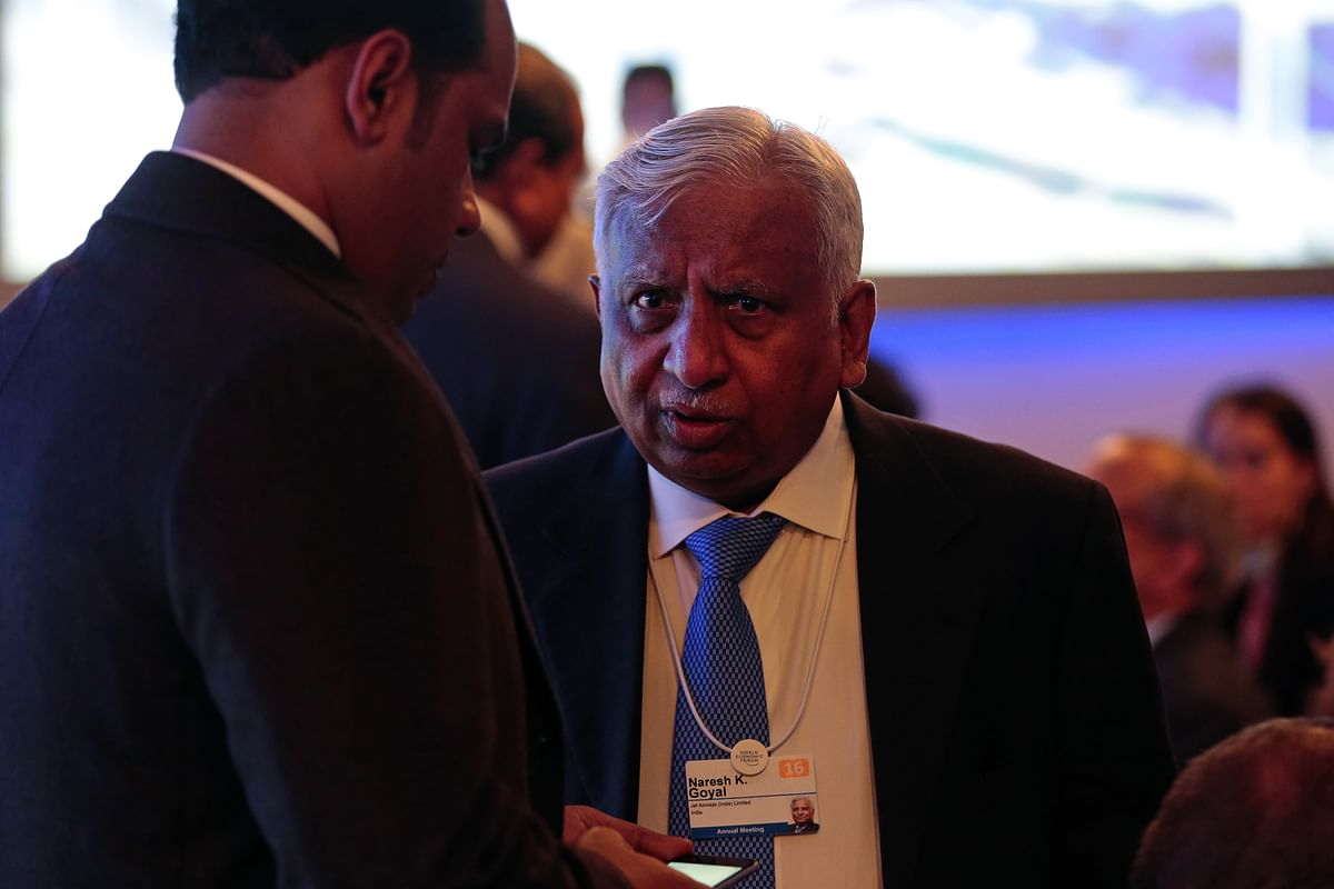 Enforcement Directorate Raids Jet Airways Founder Naresh Goyal's Premises In Delhi, Mumbai