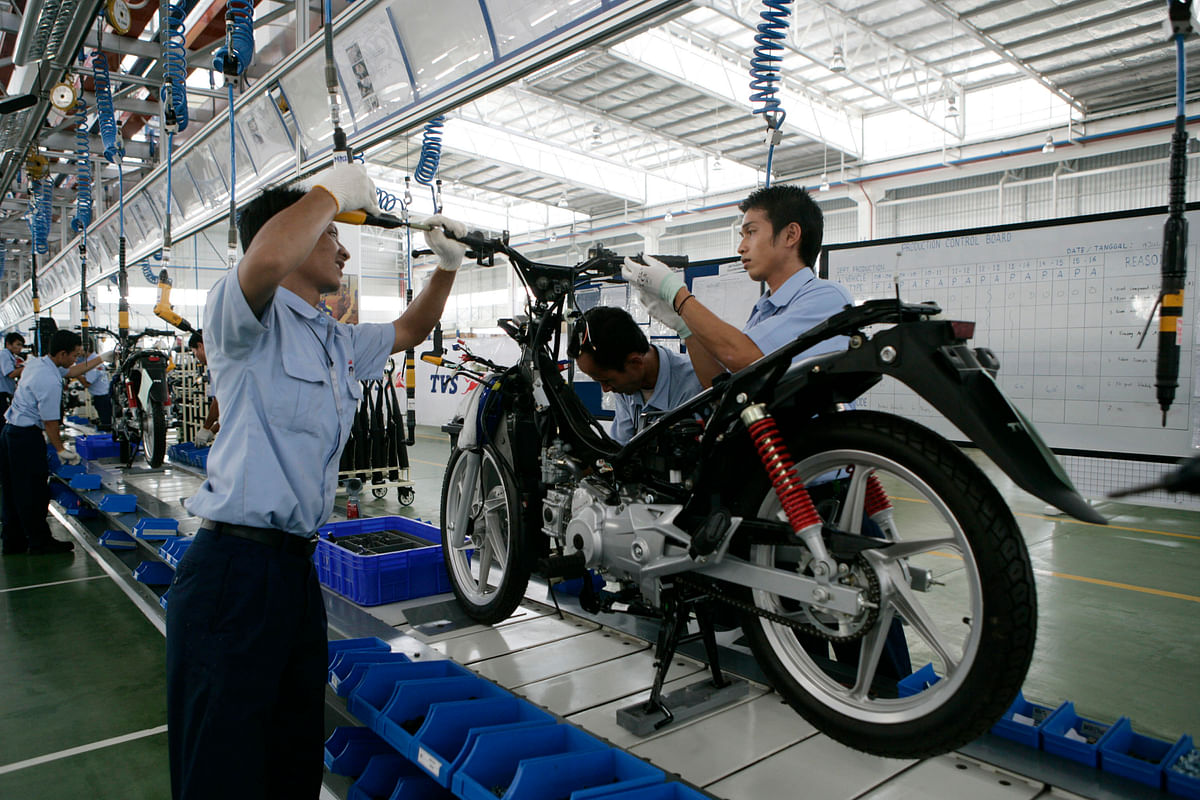 Dolat Capital: TVS Motor Reports Weak Q1; Factoring In Two-Wheeler Demand Recovery