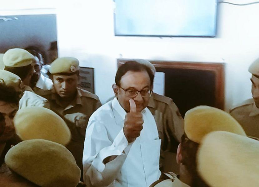 INX Media Case: Special Court Extends P Chidambaram's CBI Custody Till August 30