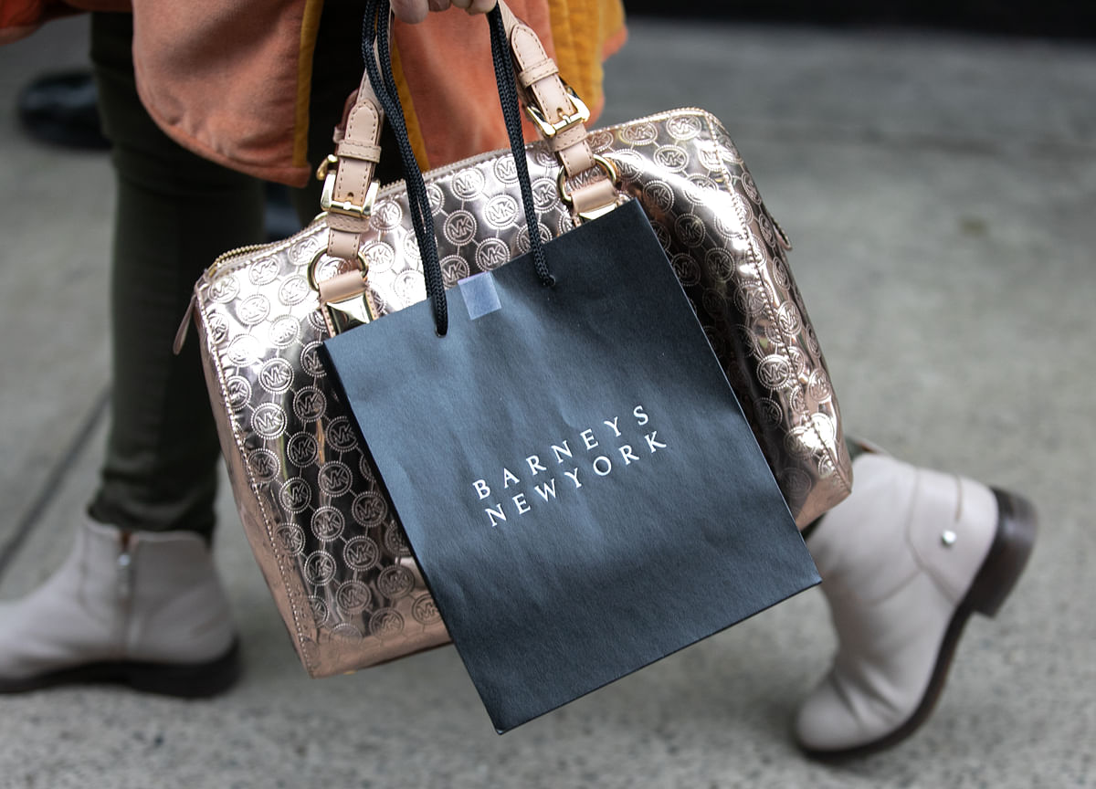 Barneys Considers Bankruptcy Loan With Great American Capital