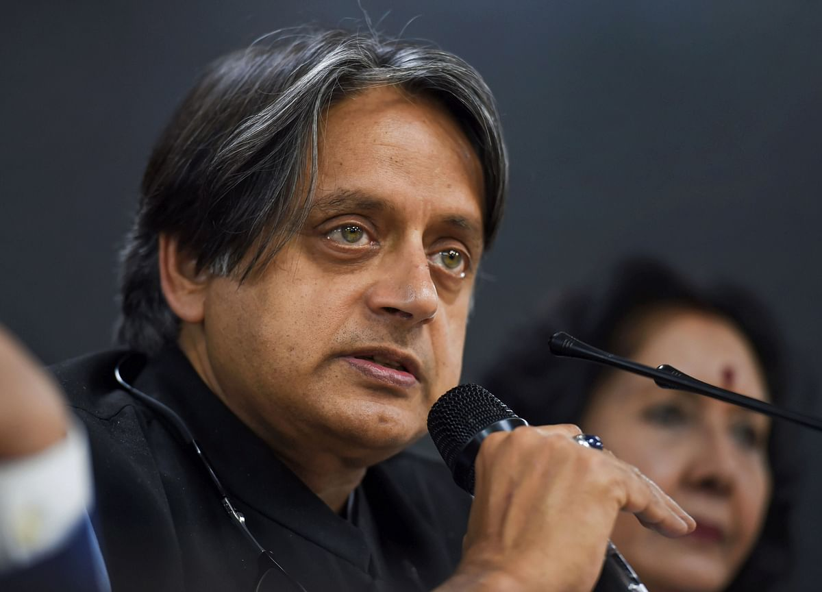 Sunanda Pushkar Death Case: Delhi Police Pushes For Prosecution Of Shashi Tharoor On Murder Charge