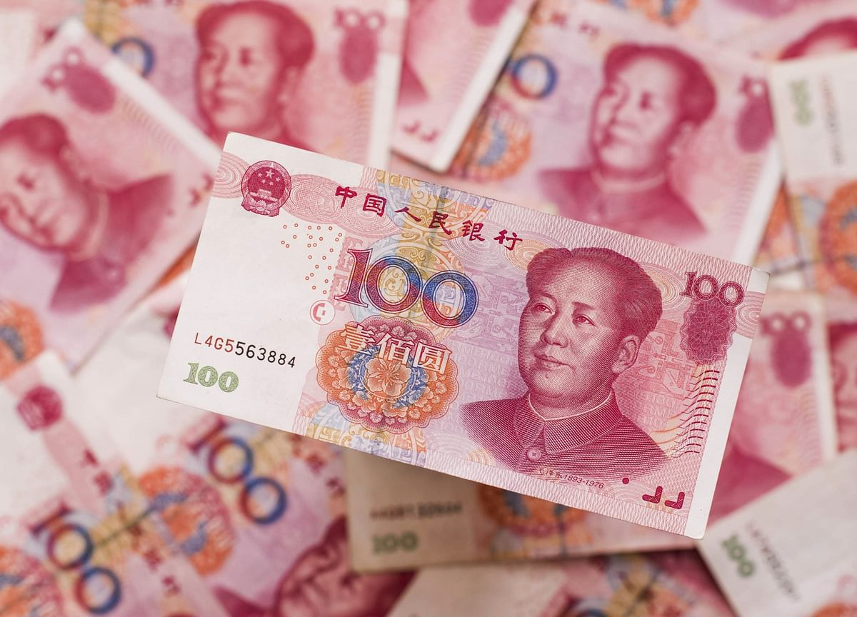 Yuan's Slide Is Gold Standard Moment for China