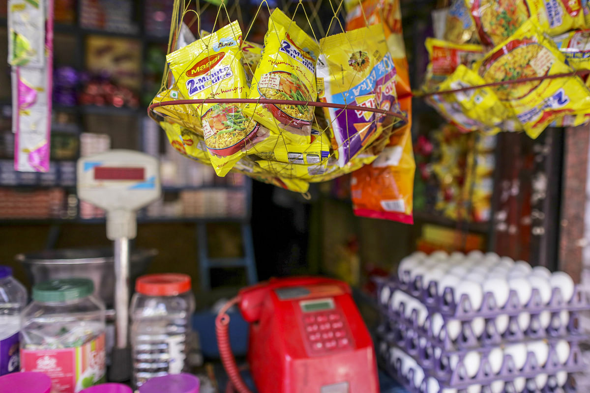 Nestle India Defied The Slowdown. Here's How…