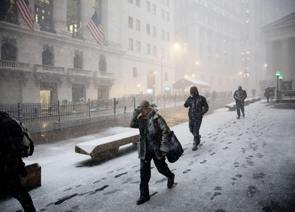 Abrupt Ousters, Public Missteps Sink Morale Inside New York Fed