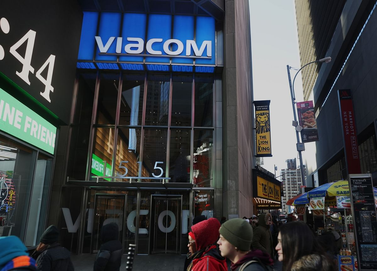CBS to Merge With Viacom in Long-Awaited $11.7 Billion Deal