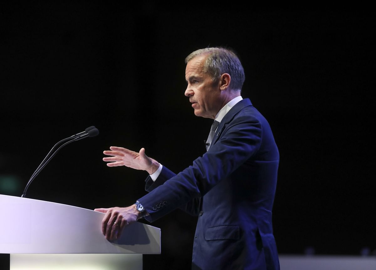 Carney Can't Save the Day When It Comes to No-Deal Brexit