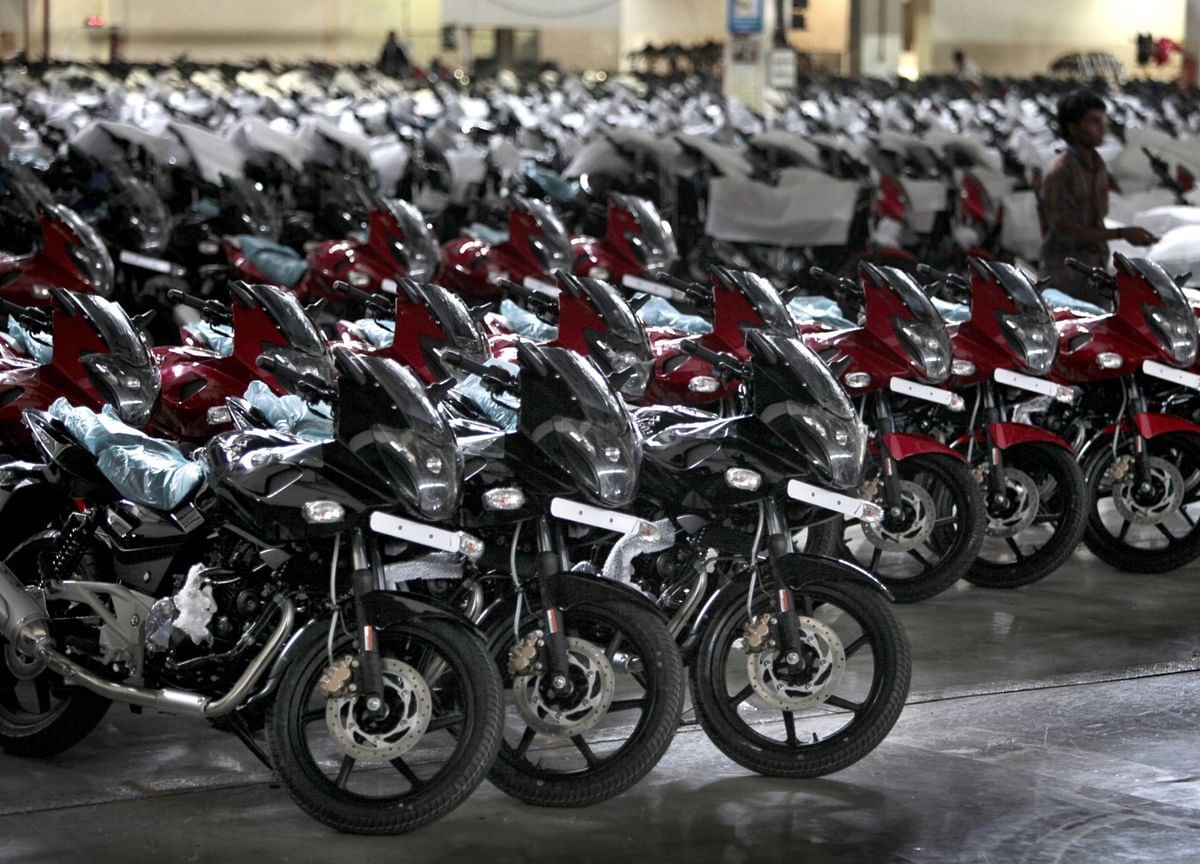 Bajaj Auto Sales Fall For The First Time In Two Years In July