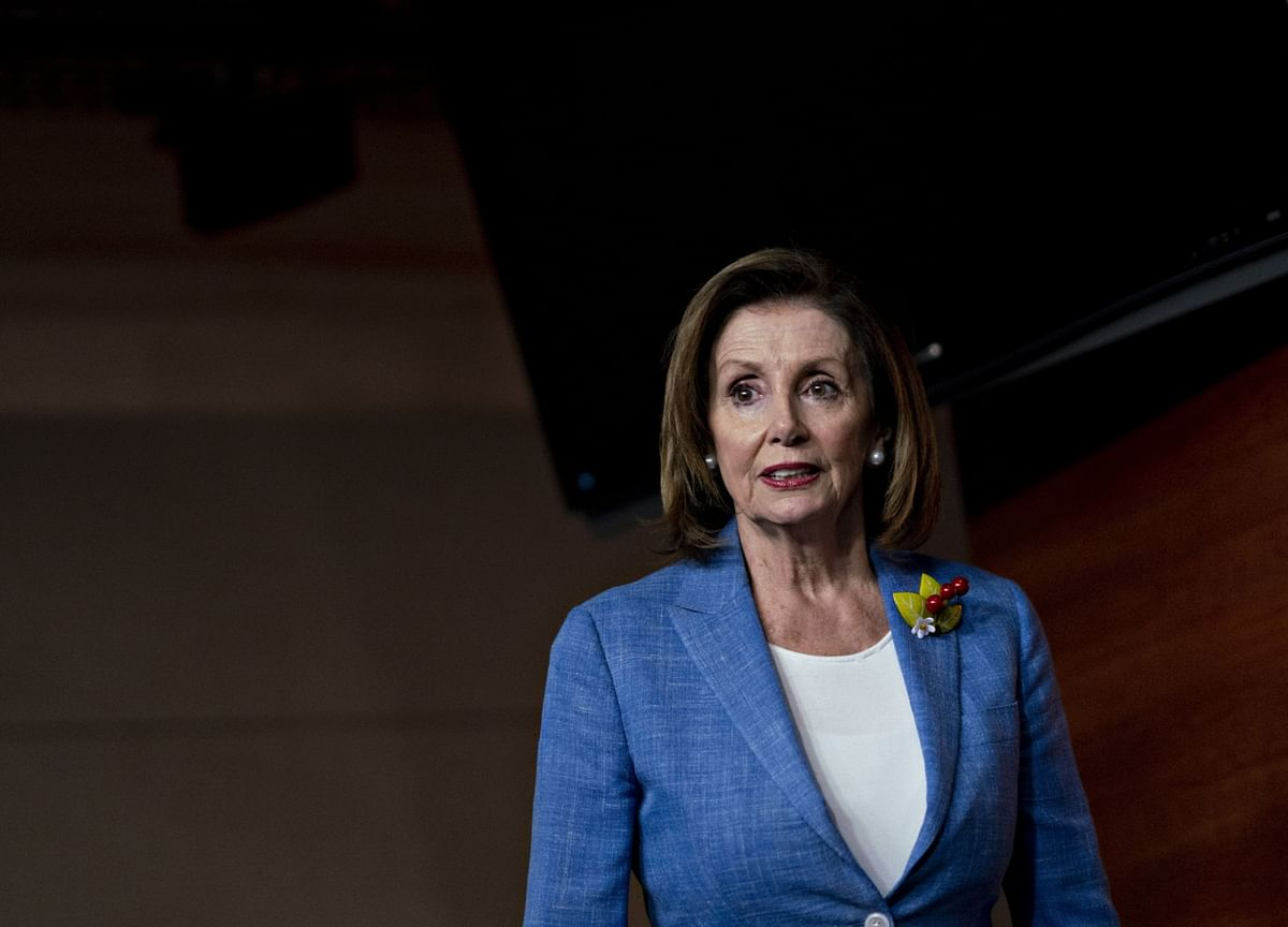 Pelosi Cites Progress in Trump Probes as Impeachment Calls Rise