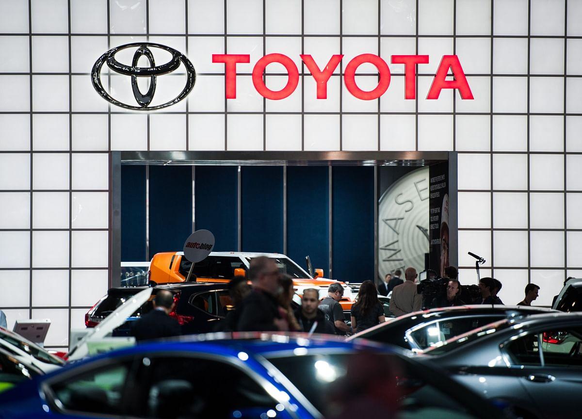 Betting Like SoftBank Drives Toyota's Value Up by $19 Billion