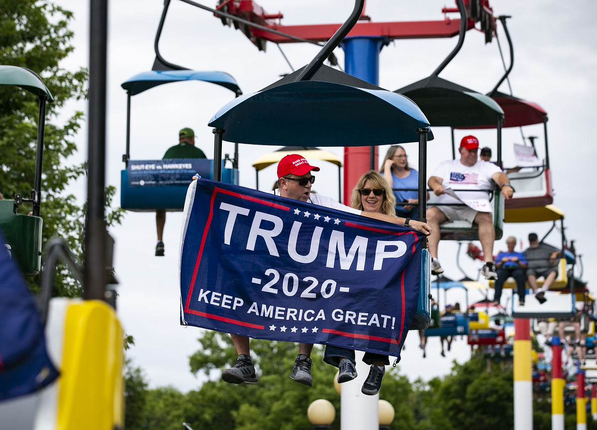 Trump 2020 Rust Belt Pitch Threatened by Manufacturing Recession