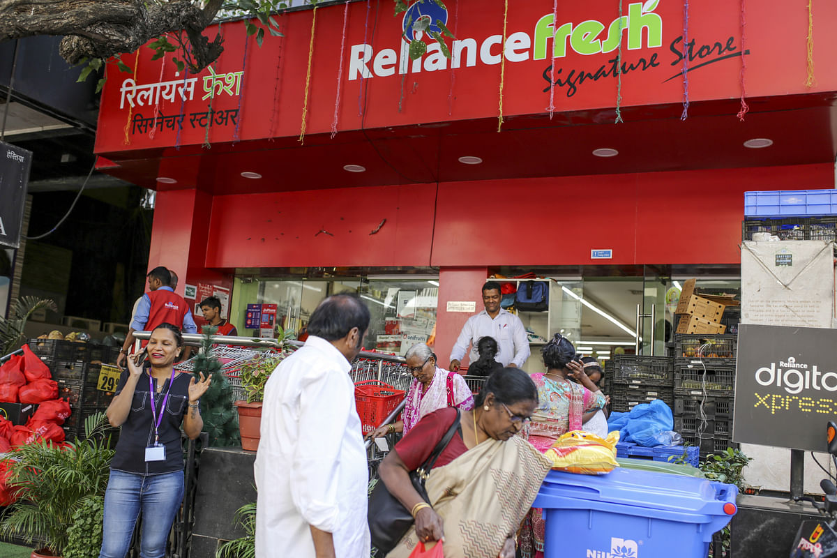 KKR To Invest Rs 5,550 Crore In Reliance Retail Ventures For A 1.28% Stake