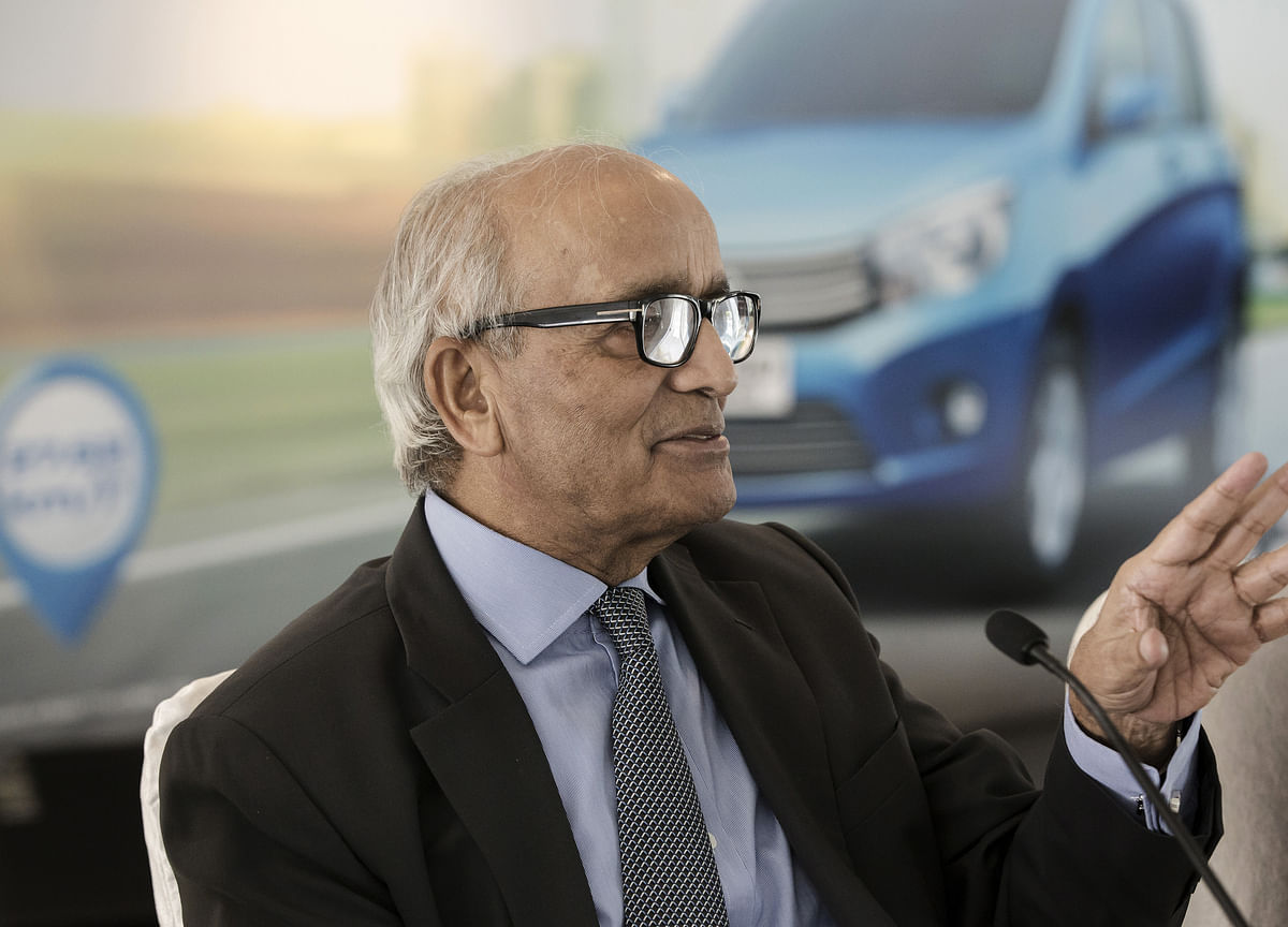 Maruti Suzuki AGM: RC Bhargava Says States Need To Realise Their Role In Promoting Manufacturing In India