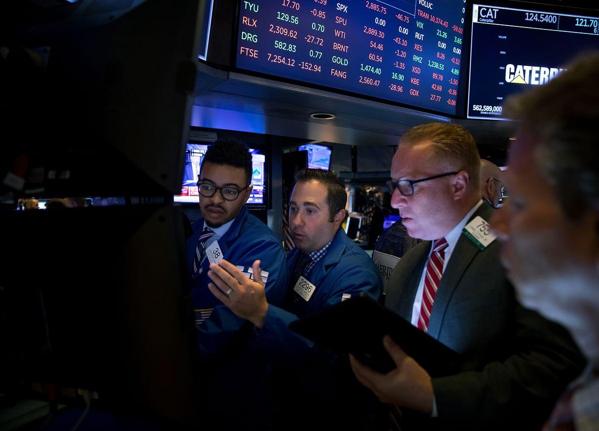 U.S. Stocks Advance as Energy Shares Rally: Markets Wrap