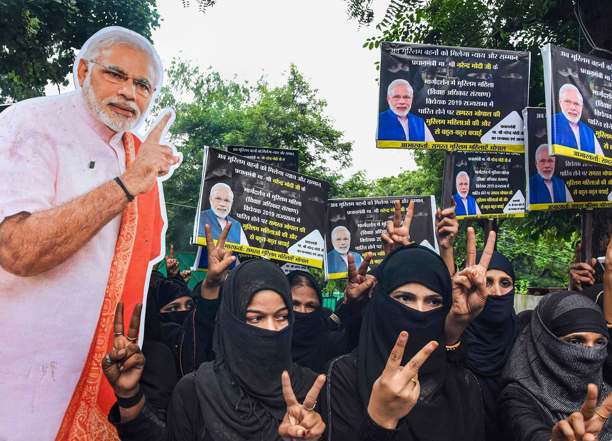 Triple Talaq: Supreme Court Issues Notice To Centre On Plea Against New Law
