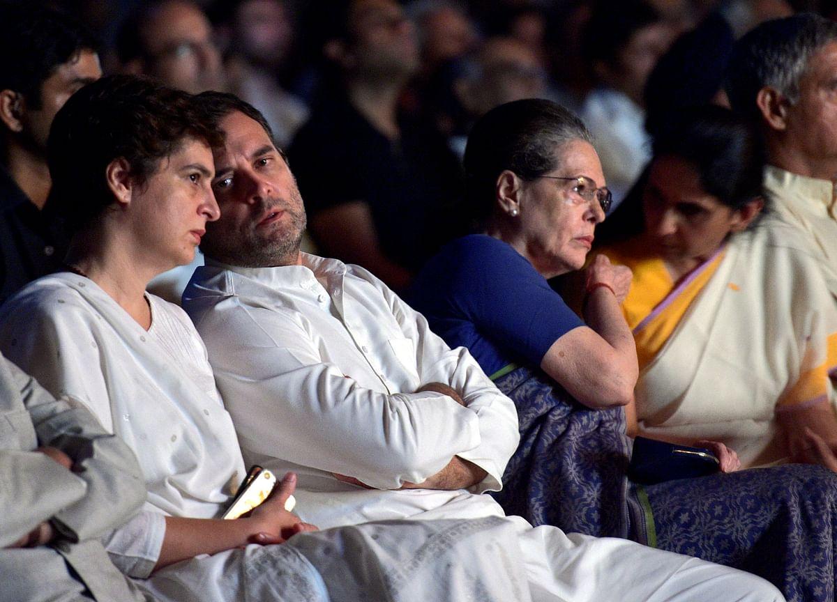 CWC Meet: Majority Of Leaders Back Rahul Gandhi Meet To Stay On As Congress President