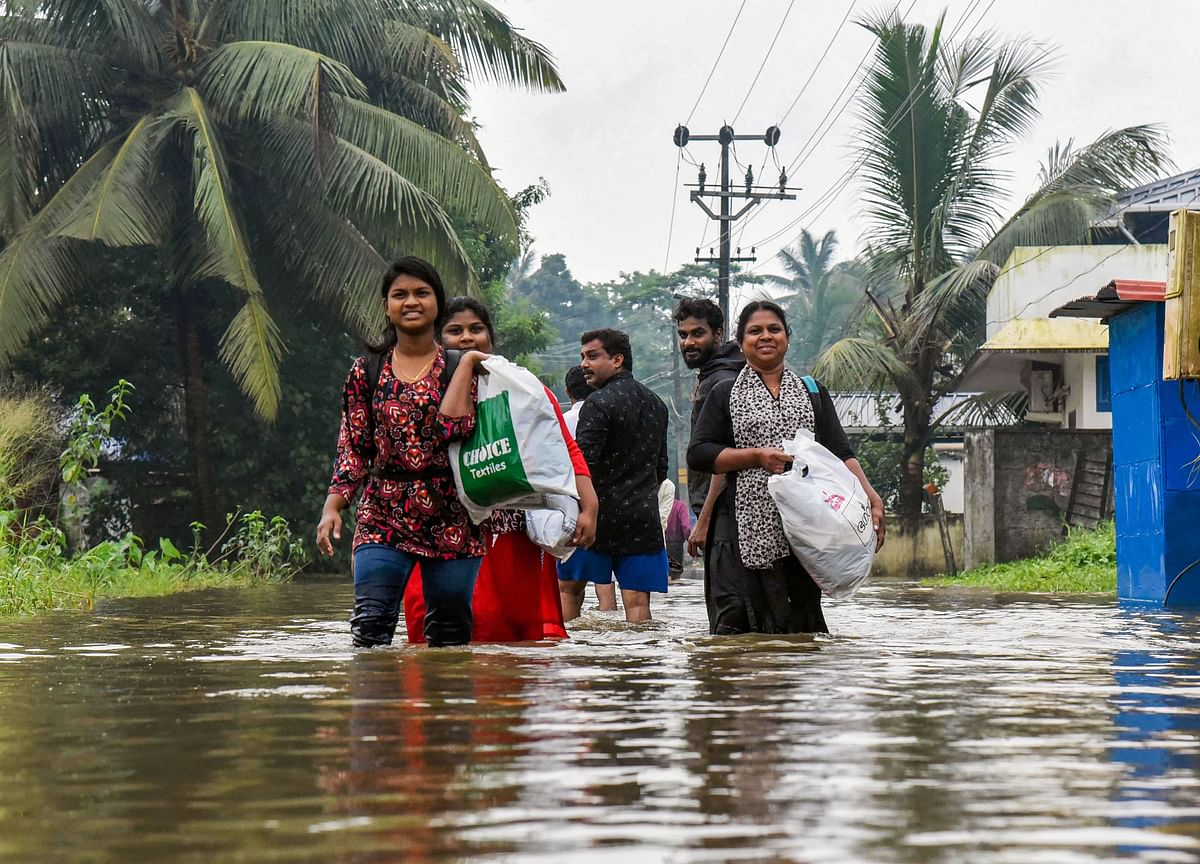 Rains Batter South India, Kerala Worst Hit With 28 Deaths