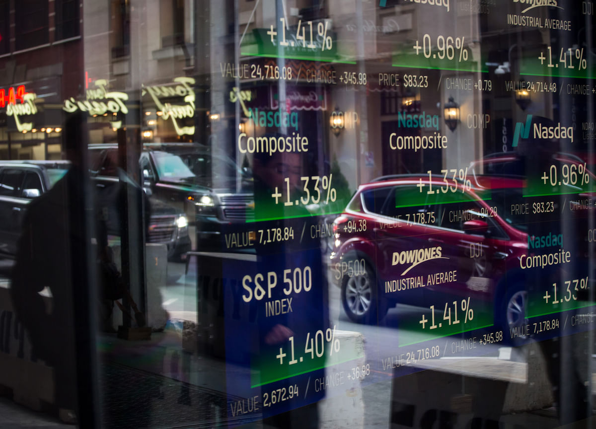No Days Off for Stock Investors Whiplashed by Nonstop Headlines