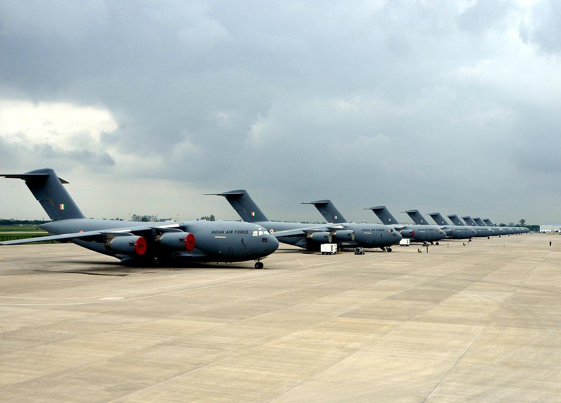 Boeing Delivers 11th C-17 Globemaster To India