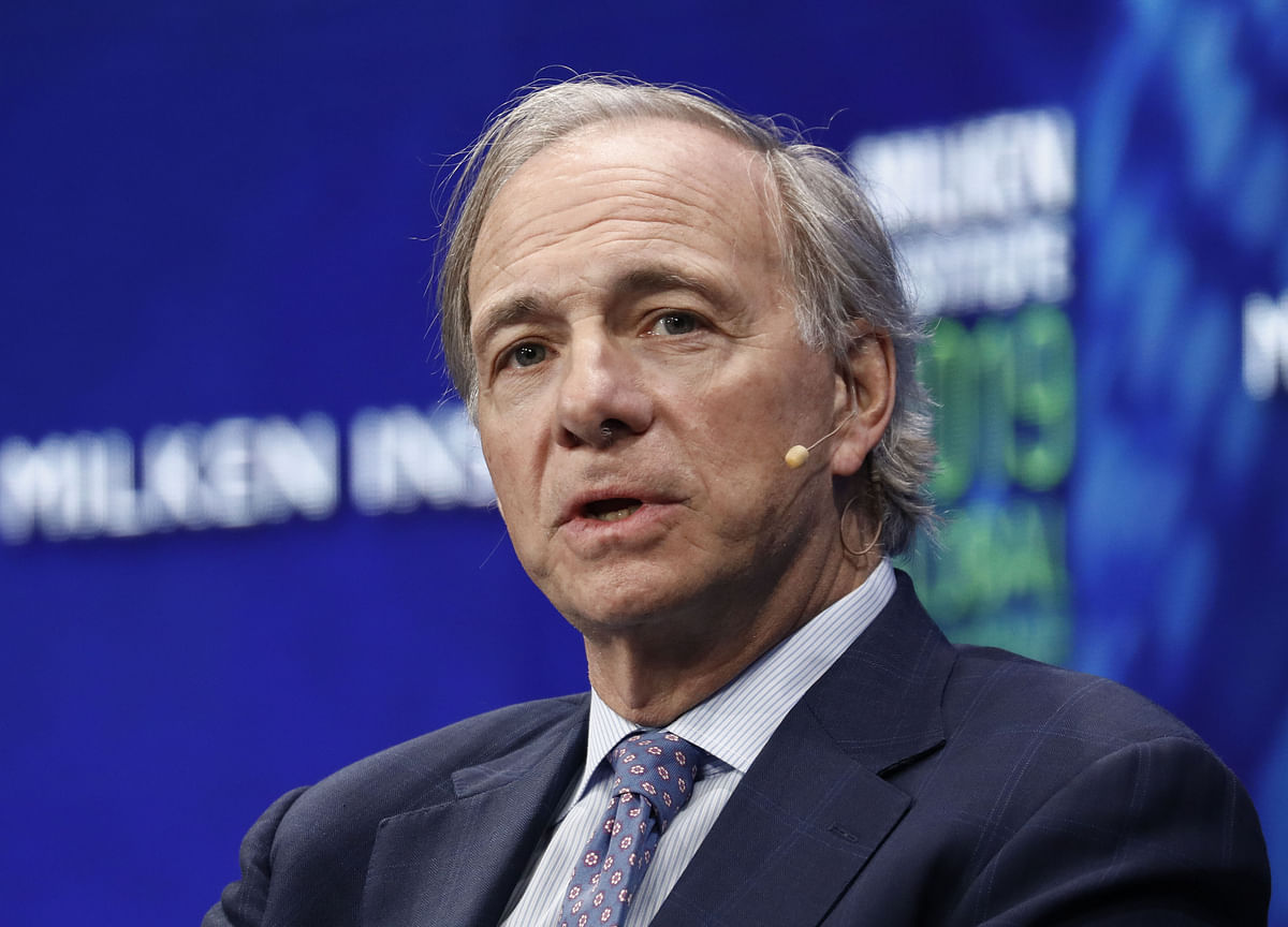 Dalio Says Central Banks Are Losing Ability to Reverse Downturns
