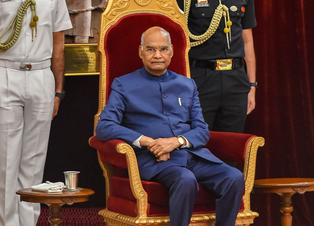 Decisions Made On J&K Will Benefit People, Says President Kovind On Independence Day Eve