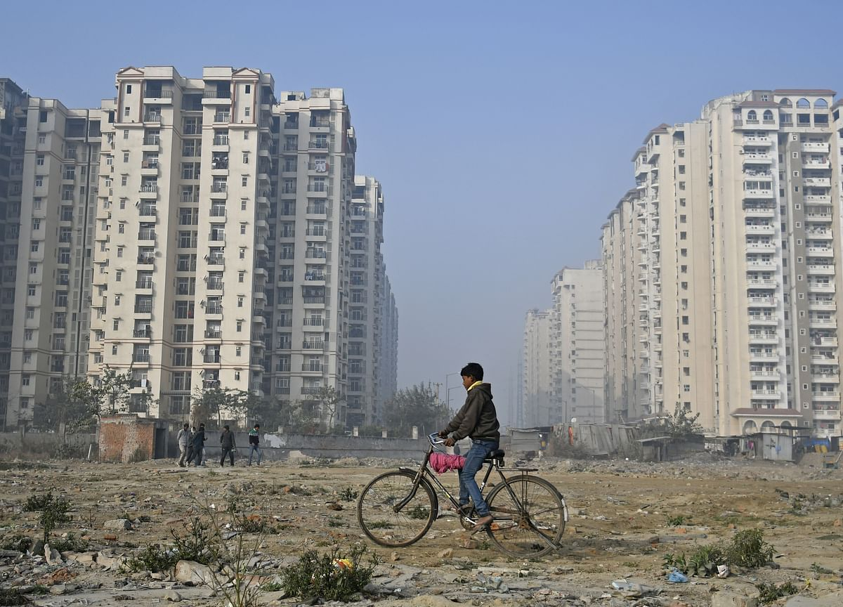 India's Lone REIT Beats Realty Stocks