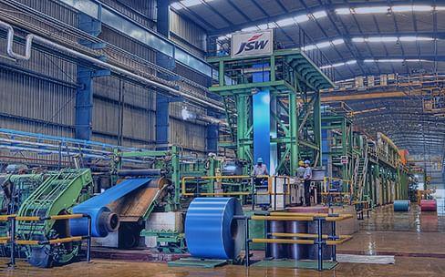 JSW Steel Vijayanagar Works. (Image: JSW Steel website)