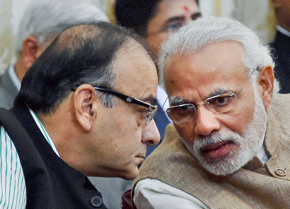 Top Political Leaders Pay Tributes To Arun Jaitley