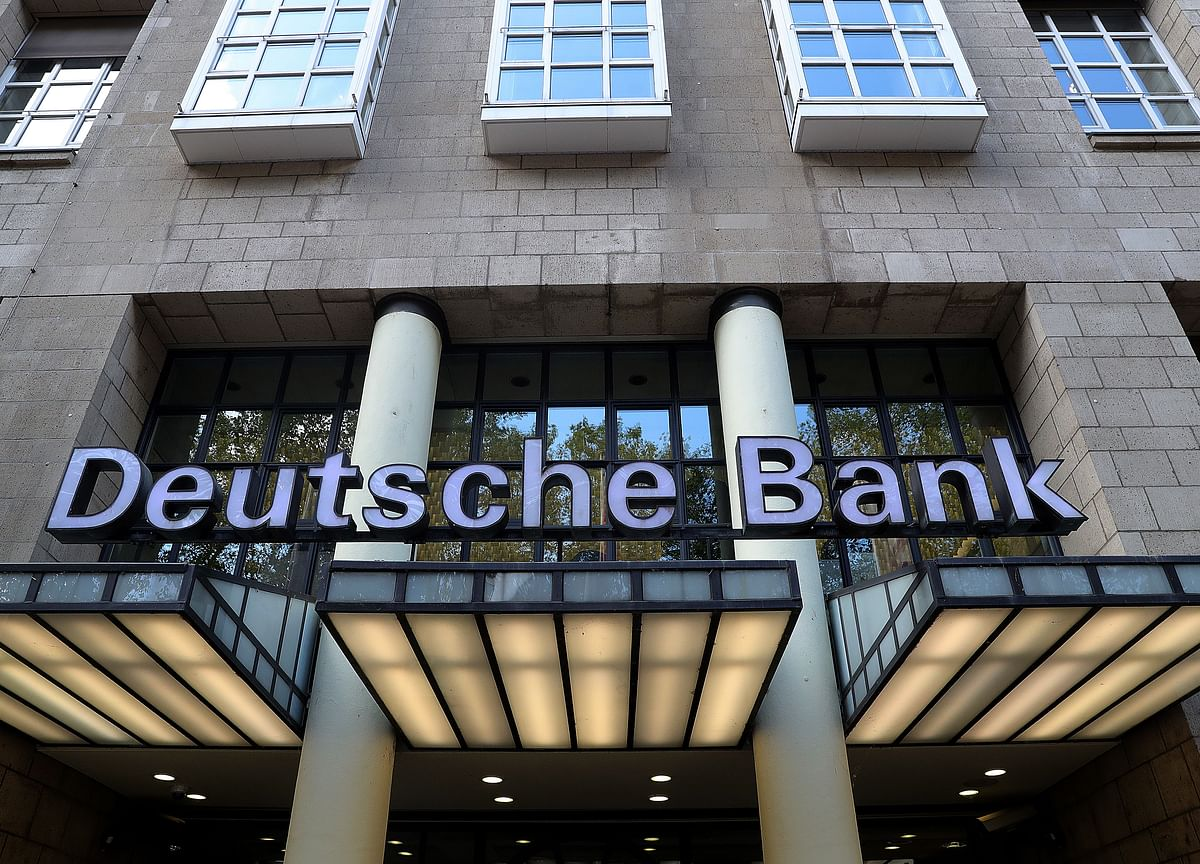 Deutsche Bank Has Tax Returns Sought by House Democrats